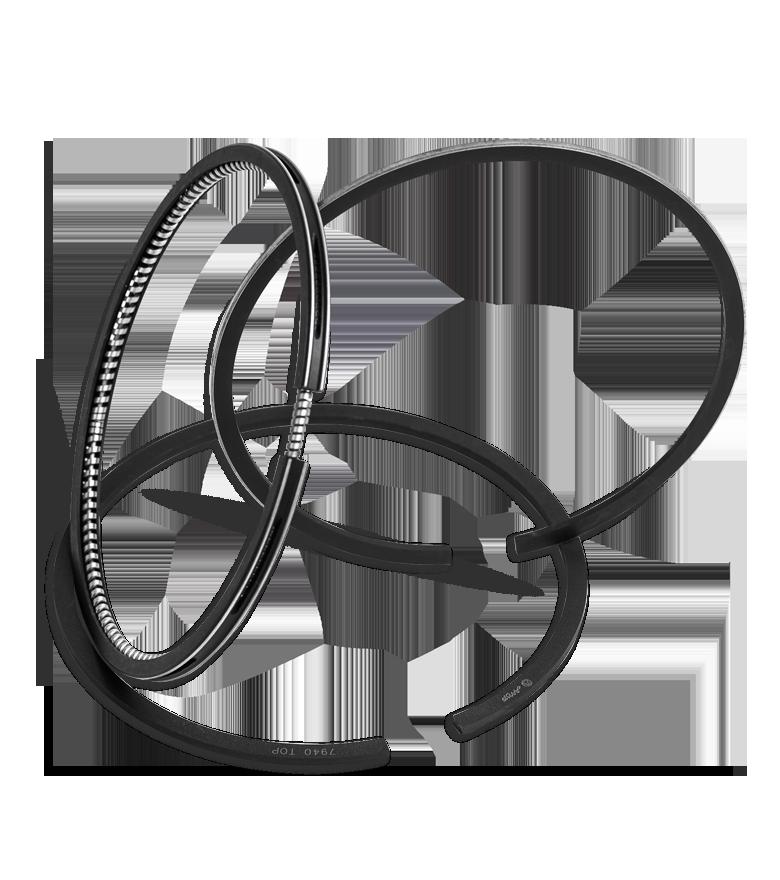 Pierścienie tłokowe